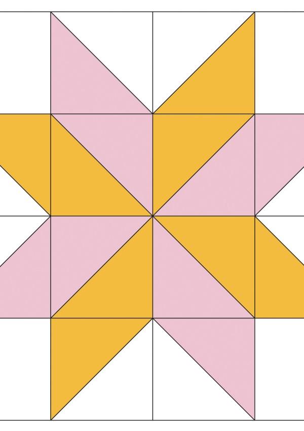 Quilt Block of the Month—Sarah's Choice Quilt Block Tutorial