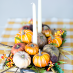 Thanksgiving Centerpiece Challenge with Wayfair