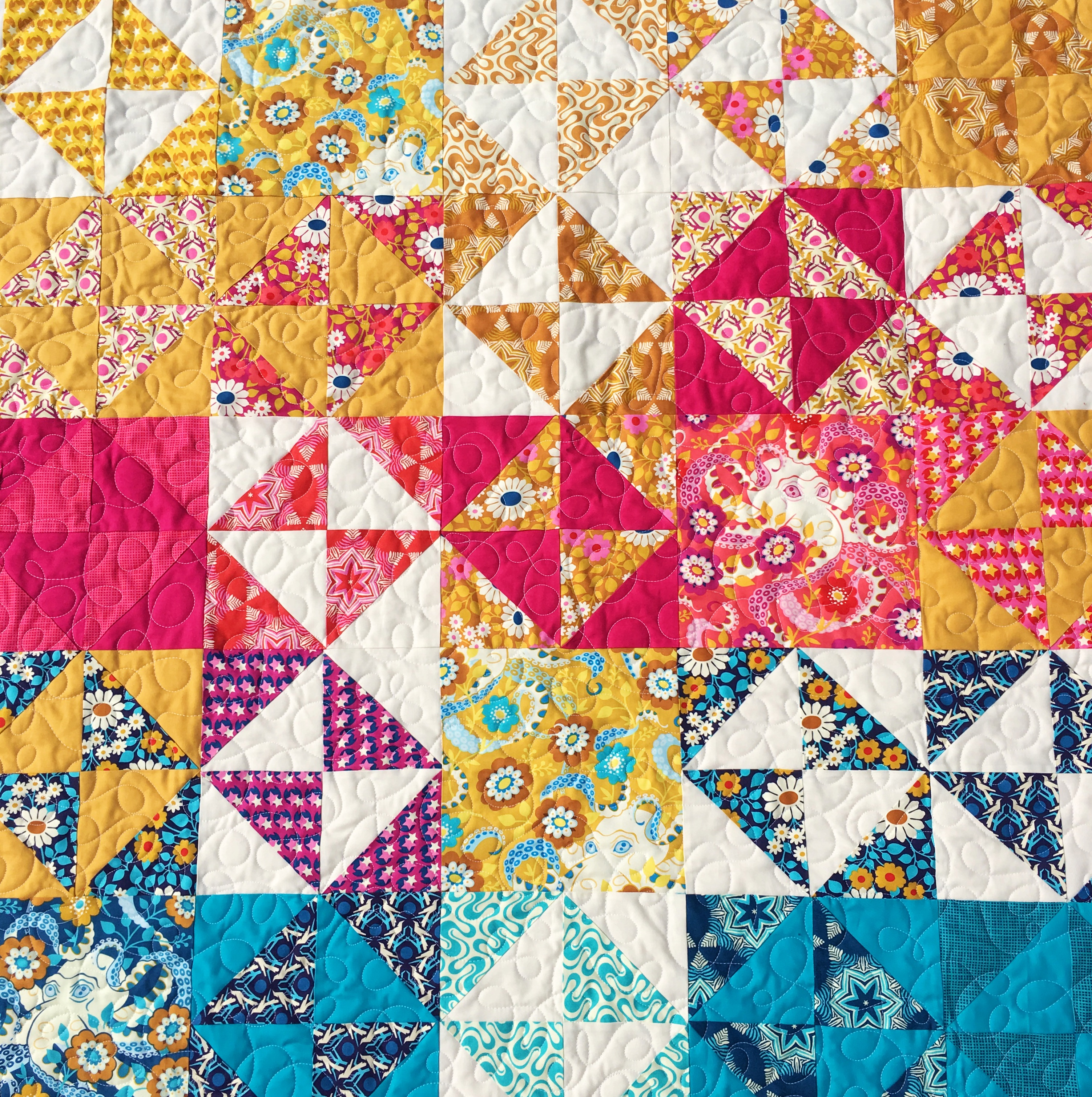 Broken Dishes Quilt Block Tutorial - Simple Simon and Company : broken dishes quilt pattern - Adamdwight.com