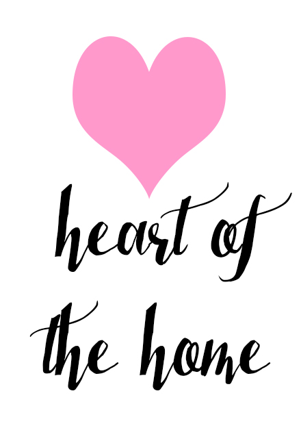 The Art of Homemaking: My Heart is in the Kitchen