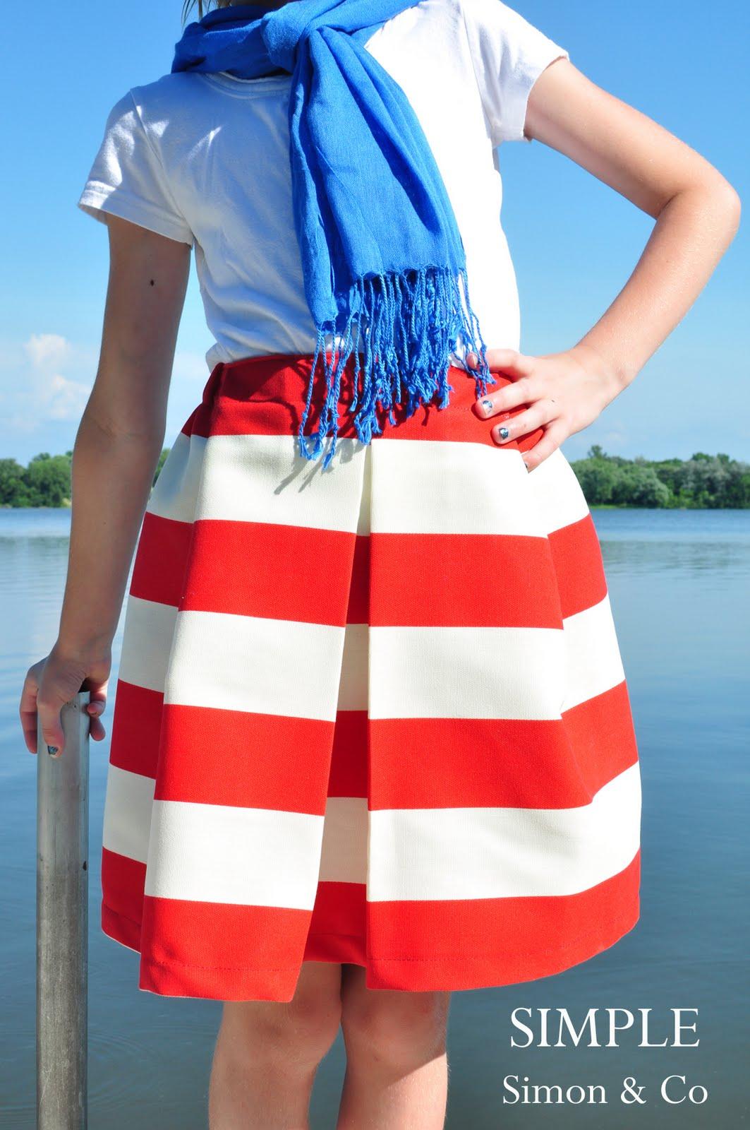 The Starboard Skirt