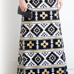 Maxi Skirt PDF Pattern and Tutorial