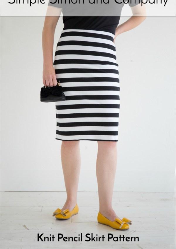 Pencil Skirt Pattern