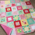 Framed Quilt Pattern–Tester Quilts