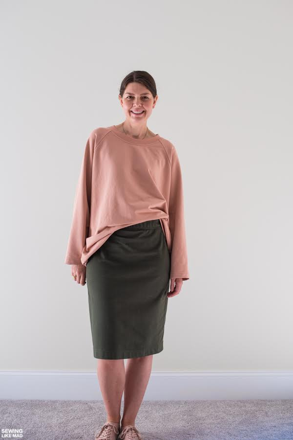 Knit Pencil Skirt Pattern Skirt A Thon Simple Simon And Company