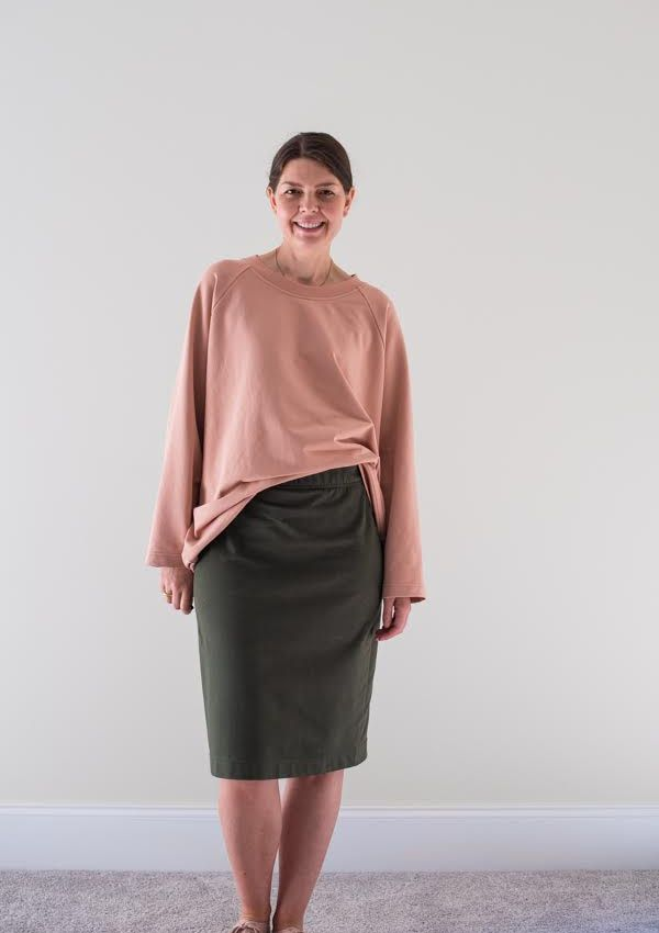 Knit Pencil Skirt Pattern Skirt-A-Thon