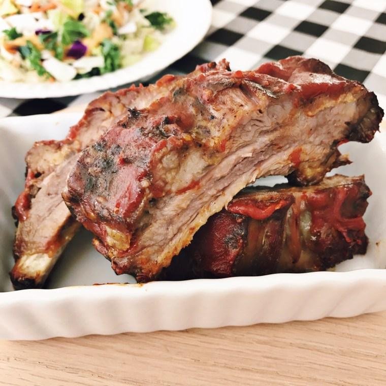 Slow Cooker Tender Pork Ribs
