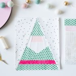 Santa Gnome and Christmas Tree Paper Pieced Quilt Blocks