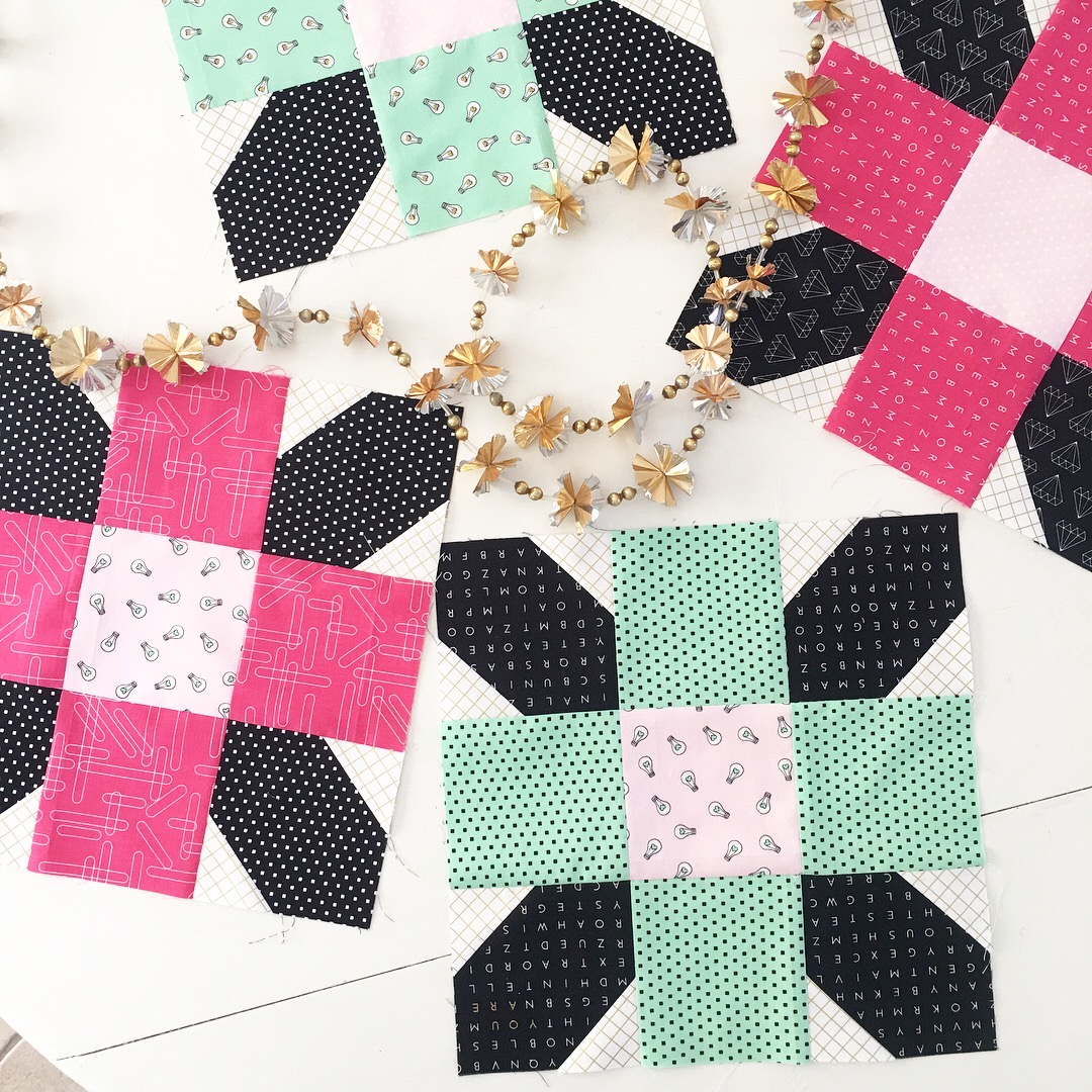 Sparkle Quilt Pattern Simple Simon And Company