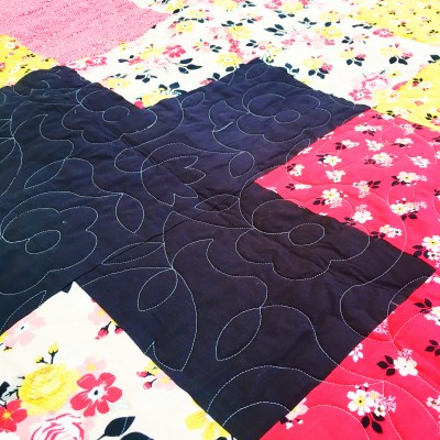 Plus Quilt Pattern Made in Vintage May