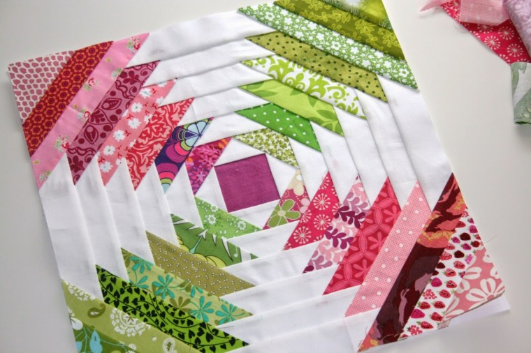 10 Modern Foundation Paper Piecing Patterns to Make - Simple
