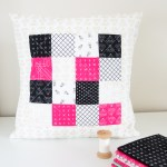 Shine Bright Quilted Pillow Tutorial