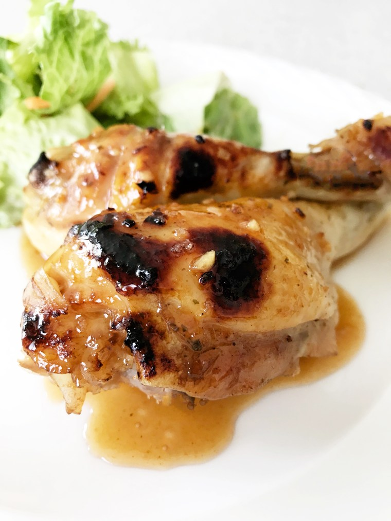Slow Cooker Sticky Chicken Recipe 2