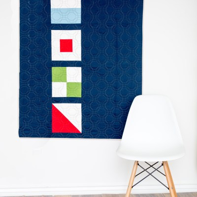 Fabric Requirements (and kits) for our Nautical Summer Quilt Along