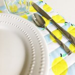 How to Make a Quilted Placemats using Fat Quarters