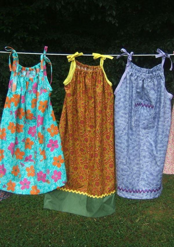 Skirting the Issue: Little Dresses for Africa