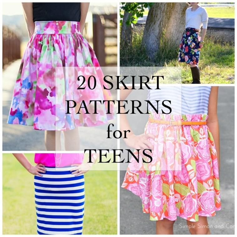 Skirts for Teen Girls