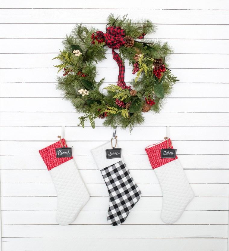 Christmas Stocking PDF Pattern to Buy!