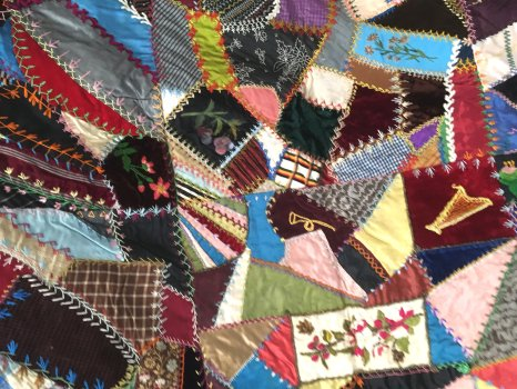 Stitched Episode 12:  The Joy of Painting…and of Quilting