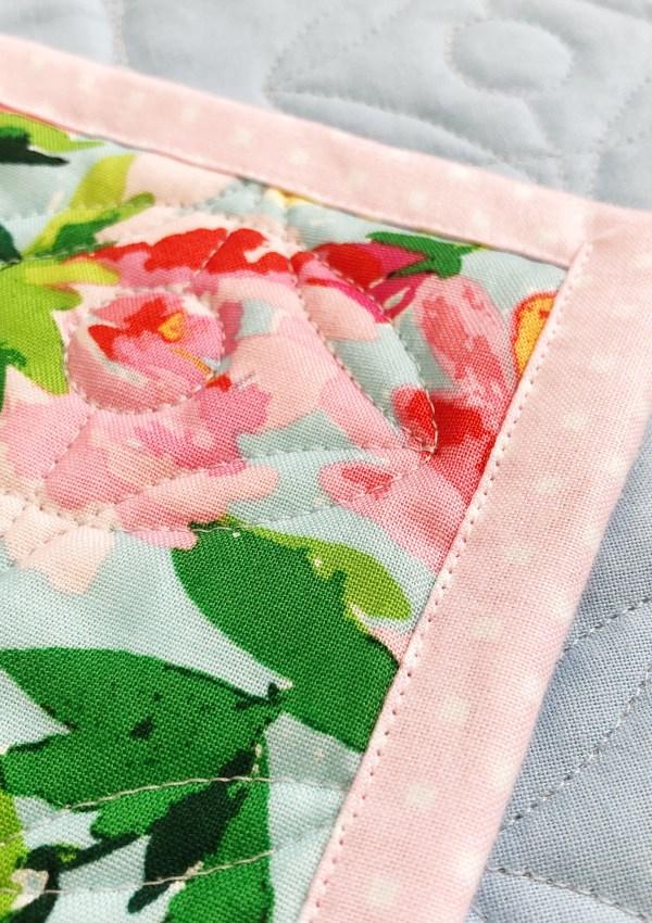 Harvest Quilt in Pastel