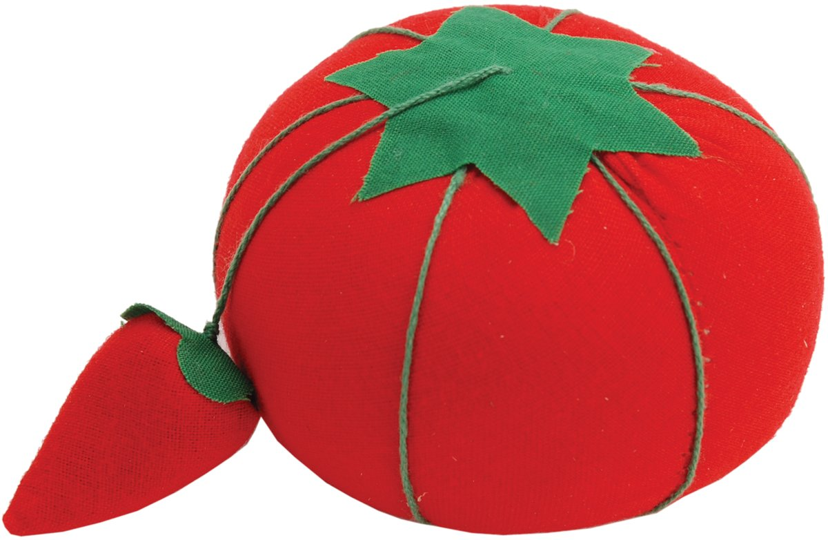 Tomato Pin Cushion History Simple Simon and Company