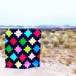Azure Skies Quilt Pattern in Solids
