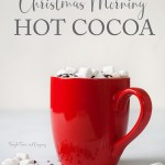 Christmas Morning Hot Cocoa