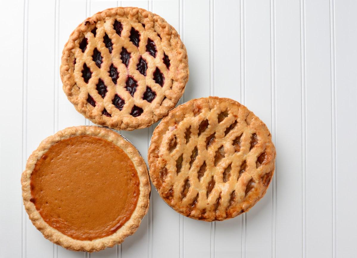 Simple Pie Crust Recipe