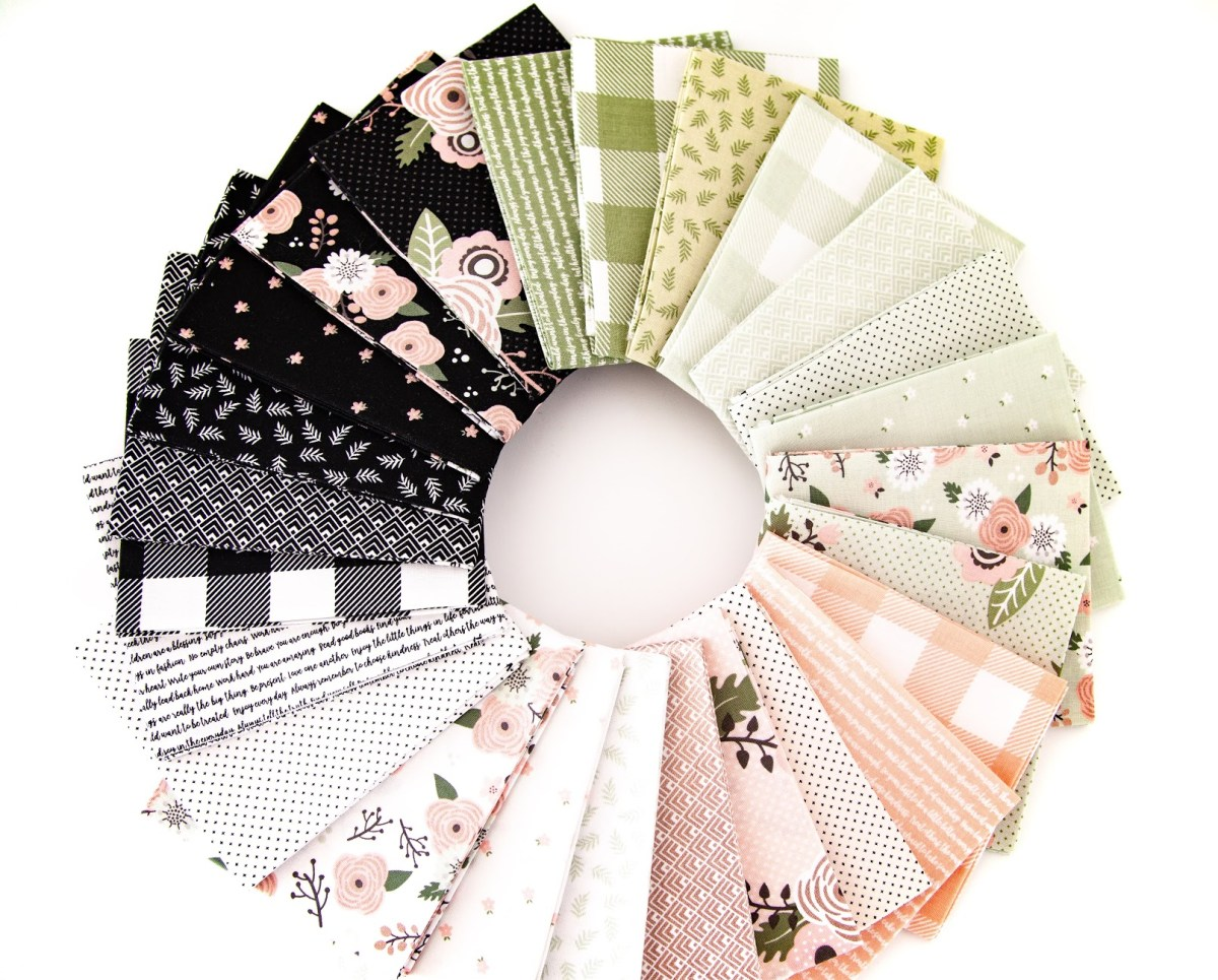 Modern Farmhouse Fabric Collection