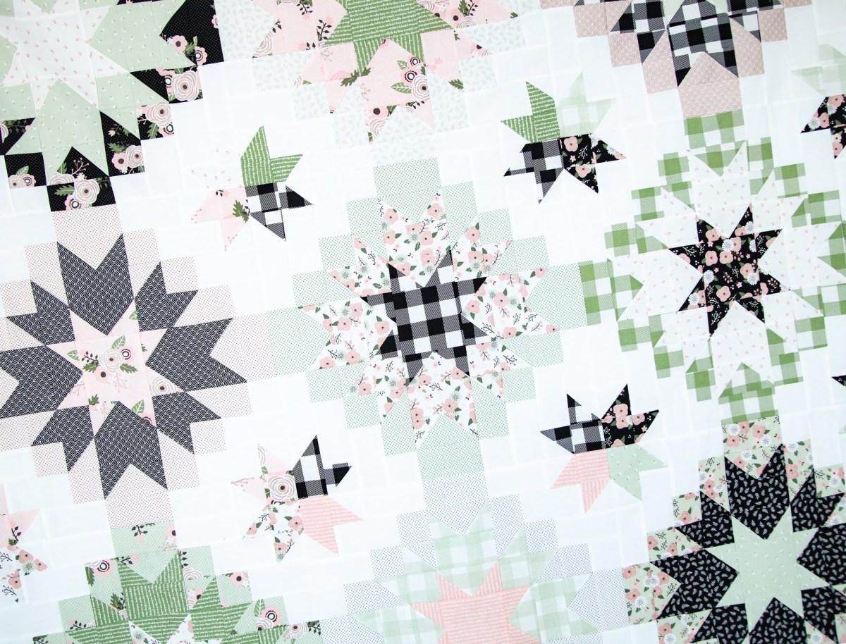 Modern Farmhouse Fabrics and Quilt Along