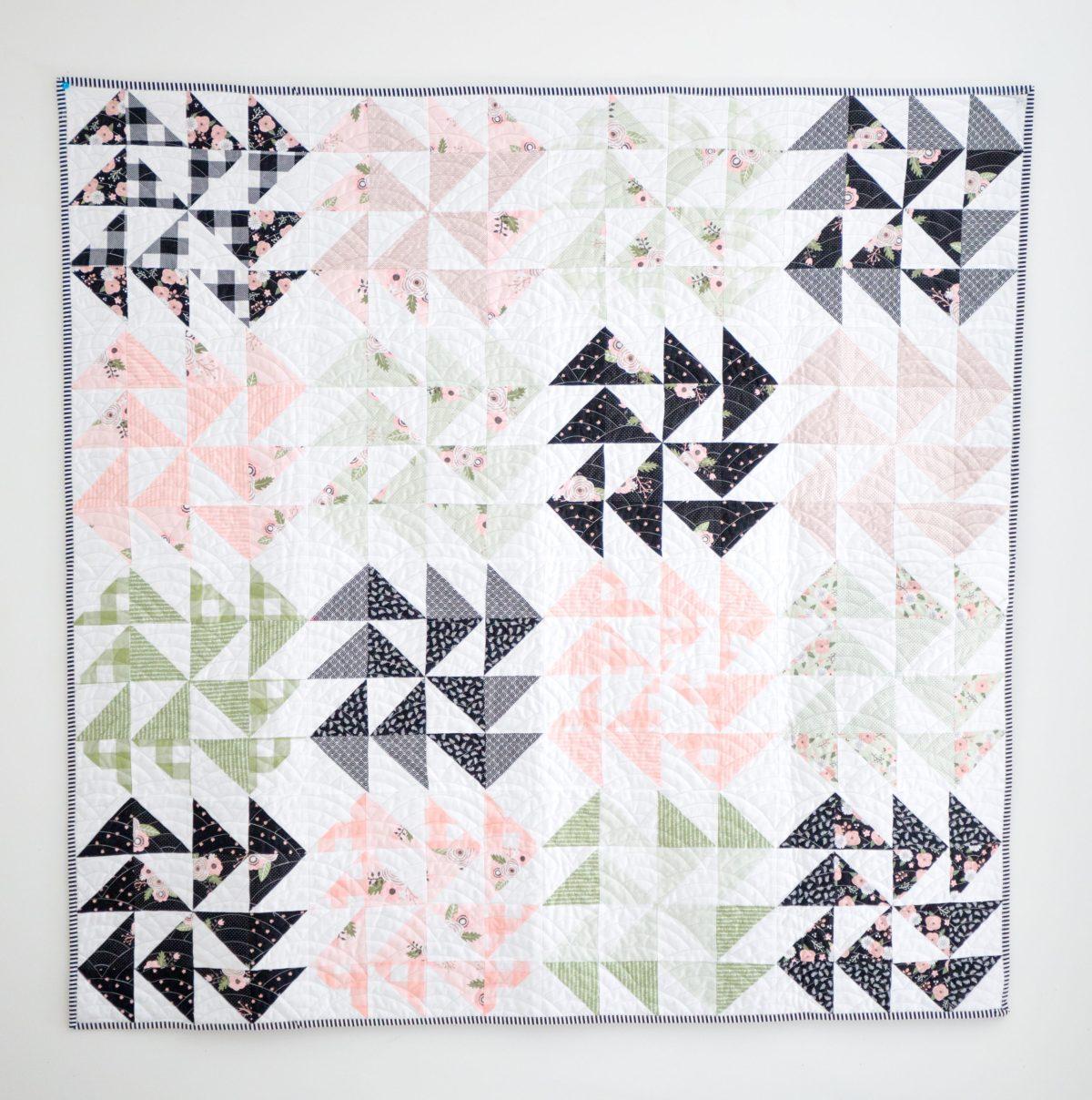 Farmhouse Friends Quilt Pattern