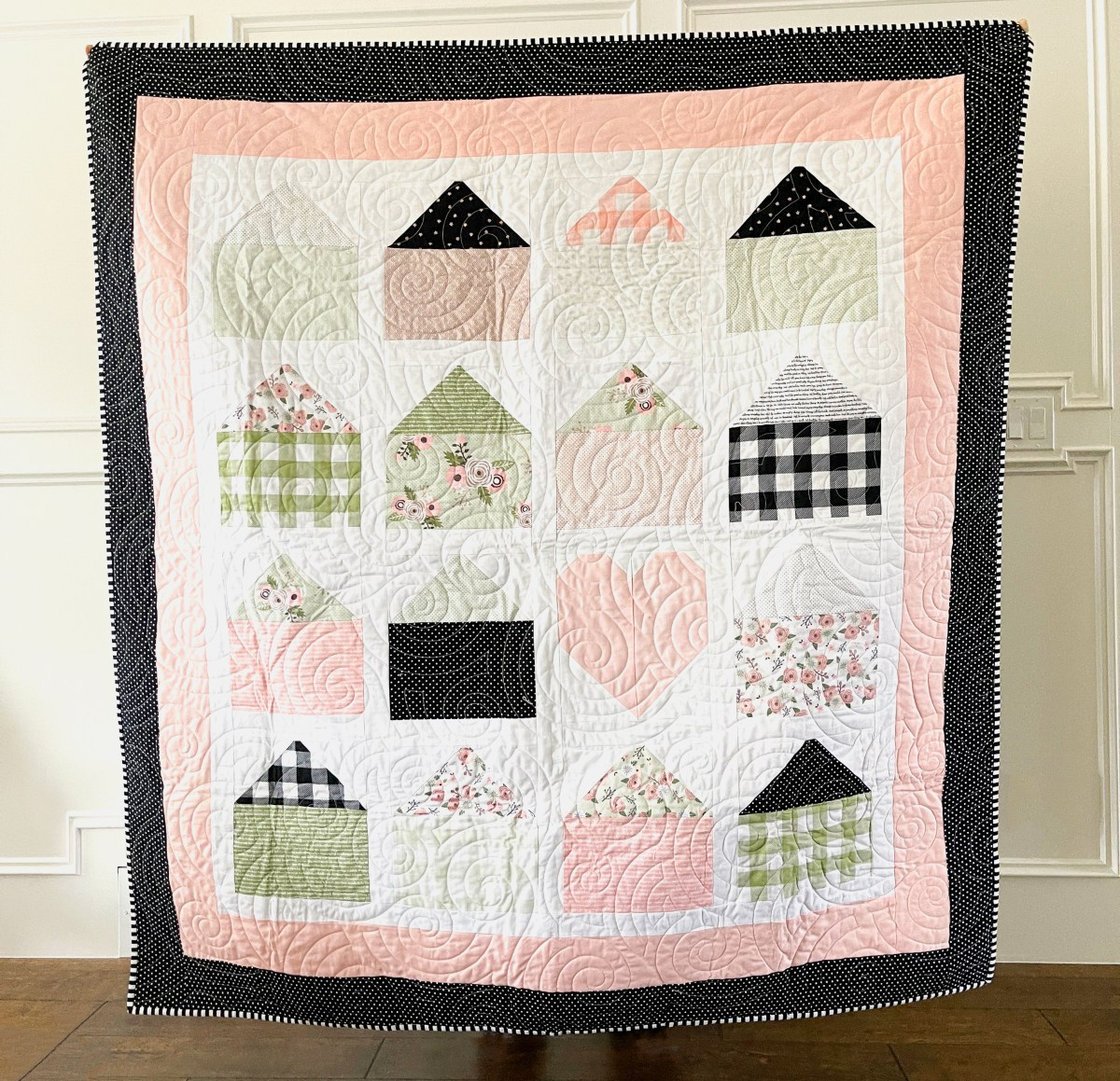 Home is Where the Heart Is Quilt Pattern