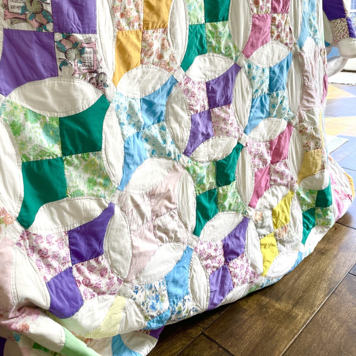 Storing Vintage Quilts
