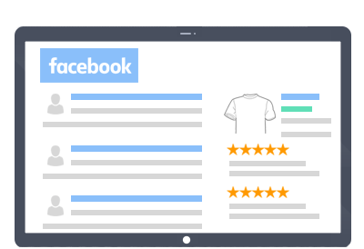 SEO using targeted Google & Facebook Ads