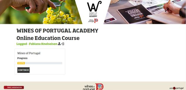Vinhos De Portugal Lanca Formacao Online Gratuita Para Quem Quiser Se Tornar Um Expert Simples Vinho