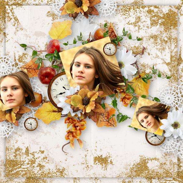 Autumn Sunshine + freebie