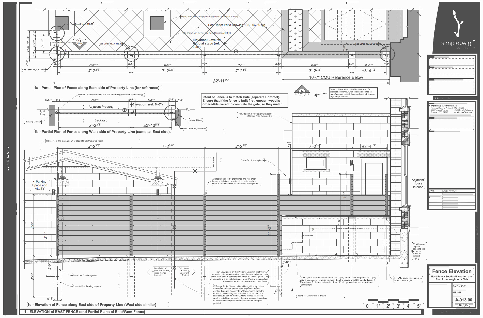 hight resolution of simpletwig architecture llc resource library the schematic for this is below along with some construction details