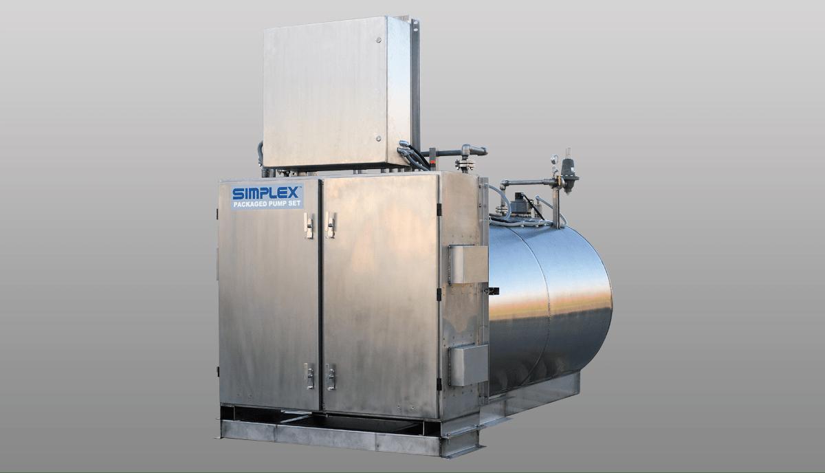 hight resolution of  fuel pump sets packaged pump sets