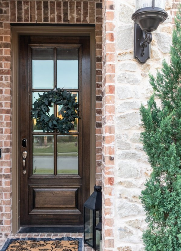 Layered Doormat | Refresh Your Front Door