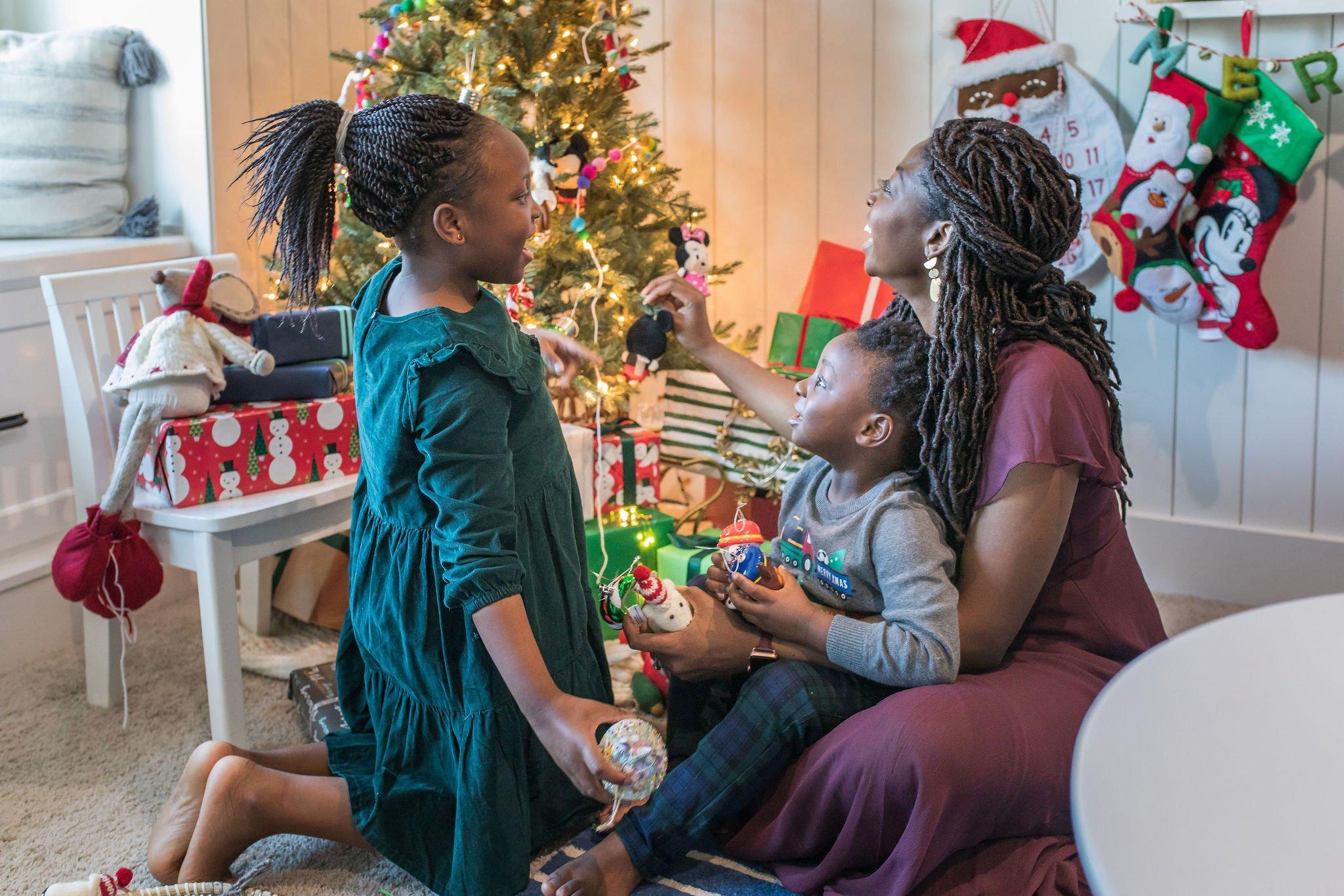 Kids Christmas Decorating Ideas