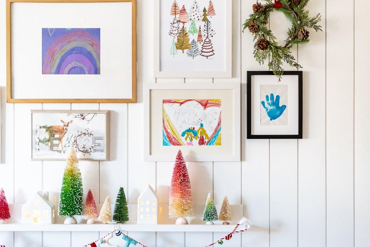 Christmas theme artwork