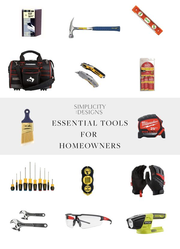 Essential Tools You'll Need For Your DIY Home Projects