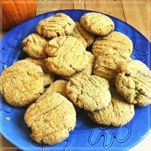 Pumpkin Snickerdoodle Cookies - Simplicity Mama