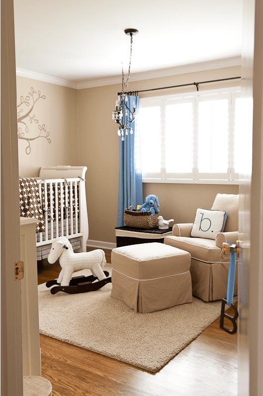 Baby Boy Bird Theme Nursery Design  Decorating Ideas  Simplified Bee