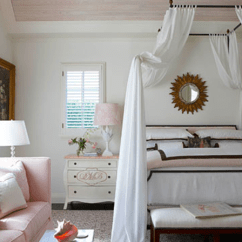 Hickory Chair Furniture Beds Gray Lounge Designer Bedrooms: Four Poster And Canopy - Simplified Bee