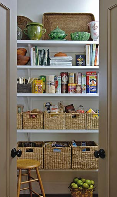 kitchen pantry wood playsets organizing the in 5 simple steps simplified bee organize your does this seem like a daunting task if so here are five to help you with beauty and function
