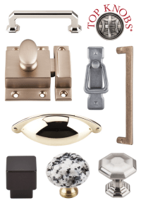 Quality Decorative Hardware :: Top Knobs - Simplified Bee