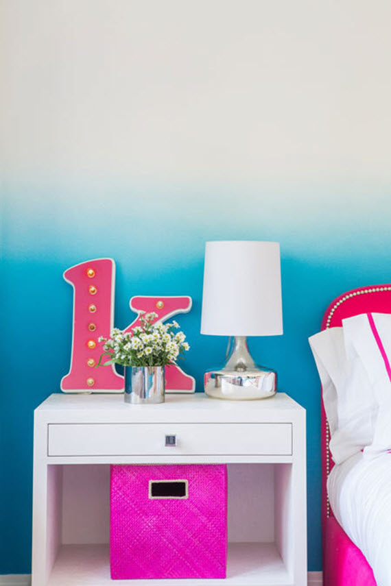 desk chair pink inexpensive upholstered chairs girls bedroom designed by nicole hollis