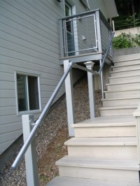Cottage Handrails - Project - Simplified Building