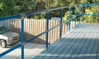 Pipe Railing: Build a Railing with Galvanized Pipe